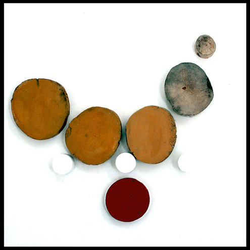 Composition-Ochre, Indian Red